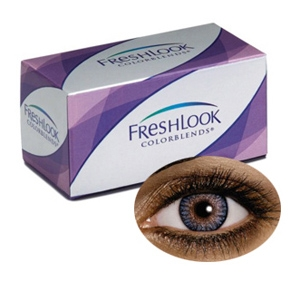 Freshlook ColorBlends Color Contact lenses